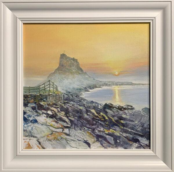 Anne Roberts Lindisfarne Misty Dawn